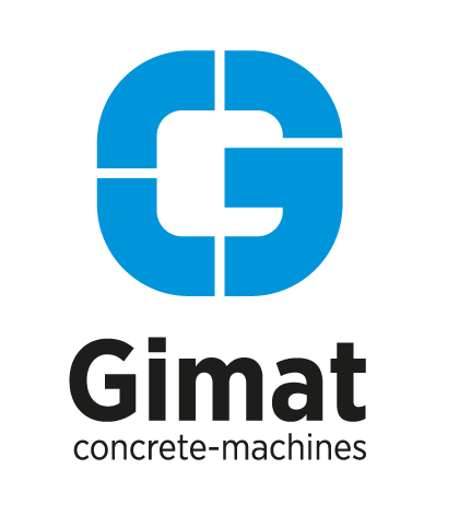 Gimat Concrete Machines Logo