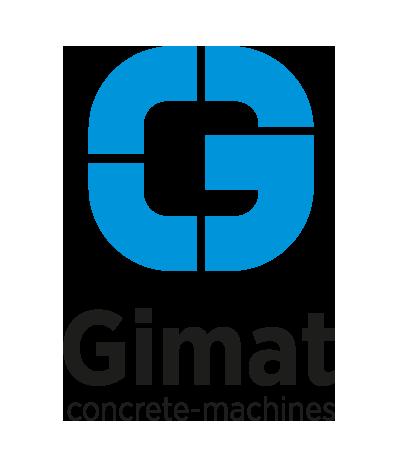 Gimat Concrete Machines Logo